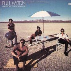 Discos de vinilo: FULL MOON (LP WEA 1981). Lote 13284936