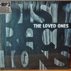 Discos de vinilo: EP DISTRACTIONS. DE THE LOVED ONES. FAT WRECK CHORDS. NUEVO. PUNK ROCK.. Lote 26534999