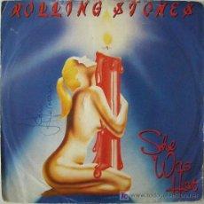Discos de vinilo: ROLLING STONES. Lote 26275533