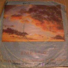 Discos de vinilo: ENOLA GAYMANIOBRAS ORQUESTRALES EN LA OSCURIDAD- THE MORE I SEE YOU. Lote 13478259