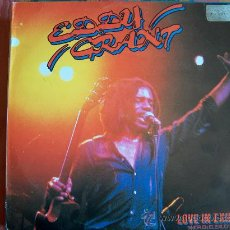 Discos de vinilo: LP - EDDY GRANT - LOVE IN EXILE - ORIGINAL ESPAÑOL, ICE RECORDS 1980. Lote 13345862