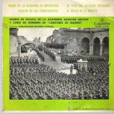 Discos de vinilo: MARCHAS E HINMOS - EL NOVIO DE LA MUERTE *** COLUMBIA EP 1959. Lote 13350098