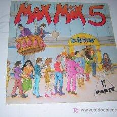 Discos de vinilo: DISCO LP --- MAX MIX 5 --- 1987. Lote 26270540