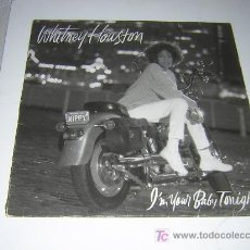 Discos de vinilo: DISCO LP --- WHITNEY HOUSTON - I'M YOUR BABY TONIGHT--- 1990. Lote 26808137