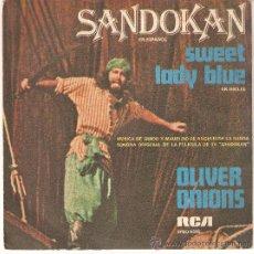Discos de vinilo: SANDOKAN . Lote 23919816
