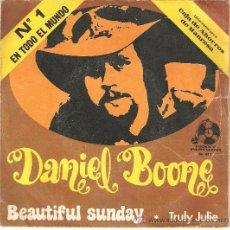 Discos de vinilo: DANIEL BOONE . Lote 22608787