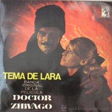 Discos de vinilo: BSO - DR. ZHIVAGO - EP ESPAÑOL DE 1966. Lote 13364244