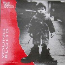 Discos de vinilo: YOUNG BLOOD - A LAST DARK - EP B-CORE 1992. Lote 13364757