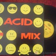 Discos de vinilo: ACID MIX - MAX MUSIC. Lote 26311765