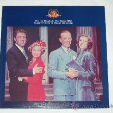 Discos de vinilo: HIT THE DECK - IN THE GOOD OLD SUMMERTIME - ROYAL WEDDING - BODAS REALES - NUEVO. Lote 26757175