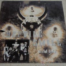 Discos de vinilo: REPTILE SMILE ( WILD LIFE - LATEST LOVIN' VOODOO ) 1991 SINGLE45 EPIC. Lote 13404824
