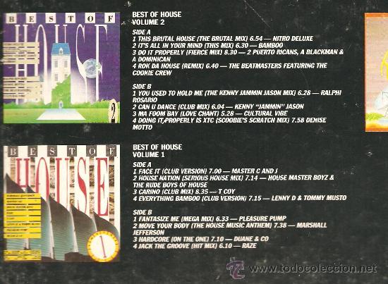 Discos de vinilo: HOUSE - TEN ALBUM BOX SET - CAJA CON 10 VINILOS - ELECTRONICA & DEEP HOUSE & ACID HOUSE & TECHNO - Foto 5 - 23699251