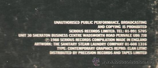 Discos de vinilo: HOUSE - TEN ALBUM BOX SET - CAJA CON 10 VINILOS - ELECTRONICA & DEEP HOUSE & ACID HOUSE & TECHNO - Foto 8 - 23699251