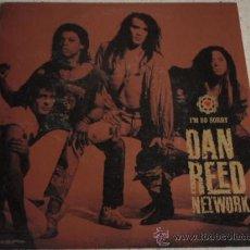Discos de vinilo: DAN REED NETWORK ( I'M SO SORRY - BURNING LOVE ) 1989 SINGLE45 MERCURY RECORDS. Lote 13434624