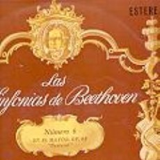Discos de vinilo: OTTO KLEMPERER LP LAS SIMFONÍAS DE BEETHOVEN E/E. Lote 26605694
