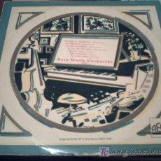 Discos de vinilo: ROSA MARÍA KUCHARSKI / LP 10 PULGADAS / CANCION DE PRIMAVERA,LA HILANDERA , RONDO CAPRICHOSO.. Lote 45873688