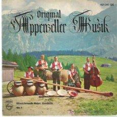 Discos de vinilo: STREICHMUSIK ALDER , URMASCH - PHILIPS Nº 1 EP. Lote 13464370