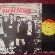 Discos de vinilo: THE RAUNCHETTES. Lote 25295361