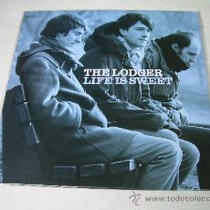 Discos de vinilo: LP THE LODGER LIFE IS SWEET VINILO. Lote 23309336
