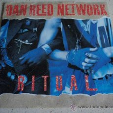 Discos de vinilo: DAN REED NETWORK ( RITUAL - FORGOT TO MAKE HER MINE ) 1988-HOLANDA SINGLE45 MERCURY. Lote 13500173