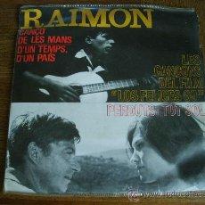 Discos de vinilo: RAIMON. Lote 27077015