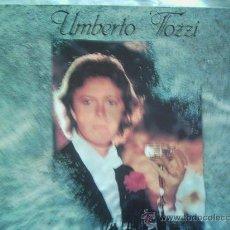 Disques de vinyle: UMBERTO TOZZI,GLORIA DEL 79. Lote 13554668