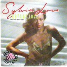 Discos de vinilo: SYLVIA LOVE - INSTNT LOVE *** RCA 1979 DISCO DIRECTION. Lote 13570422