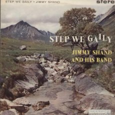 Discos de vinilo: JIMMY SHAND AND HIS BAND / STEP WE GAILY (LP PARLOPHONE ORIGINAL USA). Lote 13578519