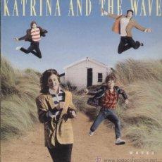 Discos de vinilo: KATRINA AND THE WAVES / WAVWA (LP CAPITOL 1986). Lote 13592615
