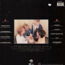 Discos de vinilo: KLAUS LAGE BAND / LAGE LIVE (LP EMI 1986). Lote 13593564