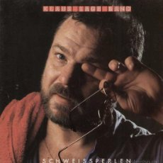 Discos de vinilo: KLAUS LAGE BAND / SCHWEISSPERLEN (LP EMI 1984). Lote 13593598