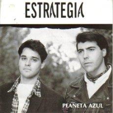 Discos de vinilo: ESTRATEGIA-PLANETA AZUL SINGLE 1993 PROMOCIONAL SPAIN. Lote 13639581
