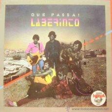 Dischi in vinile: LABERINTO-QUE PASSA MINI LP 12 PULGADAS 1983 PROMOCIONAL SPAIN. Lote 32249328
