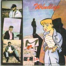 Discos de vinilo: WENDIGO - MUJER DE LA NOCHE / ES MENTIRA *** SFA 1993 MUY BUENO. Lote 16178533