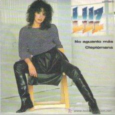 Discos de vinilo: LUZ CASAL - NO AGUANTO MAS / CLEPTOMANA **** ZAFIRO 1984. Lote 13753232