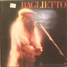 Discos de vinilo: BAGLIETTO LP 1984. Lote 13656934