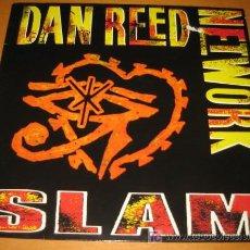 Discos de vinilo: DAN REED NETWORK - SLAM - LP - MERCURY 1989 SPAIN - 838 868.1 - COMO NUEVO / N MINT. Lote 23834880