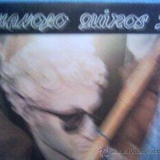 Discos de vinilo: MANOLO QUIROS,MANOLO QUIROS 2 DEL 84. Lote 13680507