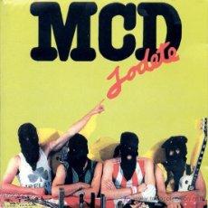 Discos de vinilo: M.C.D.: JODETE LP 12 BASATI DISKAK PUNK + INSERT. Lote 112575608