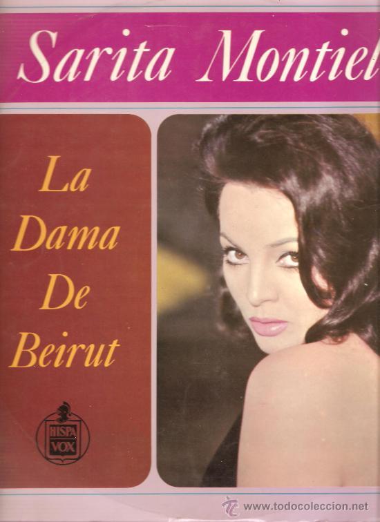LP SARA MONTIEL - LA DAMA DE BEIRUT (Música - Discos - LP Vinilo - Solistas Españoles de los 50 y 60)