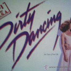 Discos de vinilo: DIRTY DANCING, B.S.O.EDICION ESPAÑOLA DEL 87. Lote 194626427