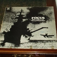 Discos de vinilo: FOCUS LP SHIP OF MEMORIES. Lote 20417055