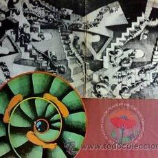 Discos de vinilo: THE MANDRAKE MEMORIAL PUZZLE ORIGINAL USA CON ENCARTE 1969. Lote 26169765