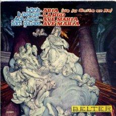 Discos de vinilo: ORQUESTA DE LA OPERA DE VIENA - EDOURAD LINDENBERG / TEMAS (VER FOTO) EP BELTER 61. Lote 13772904