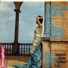 Discos de vinilo: GRAN ORQUESTA SINFONICA - JEAN-EDDIE CREMIER / TEMAS (VER FOTO) EP DISCOPHON 64. Lote 13772941
