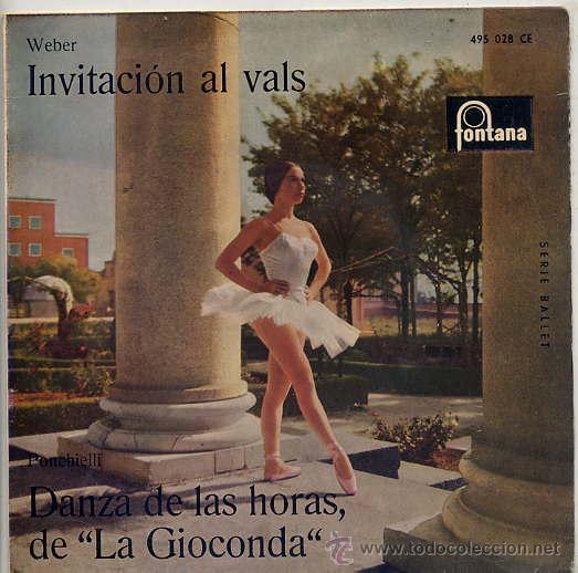 ORQUESTA SINFONICA DE VIENA / TEMAS (VER FOTO) EP FONTANA 1962 (Música - Discos de Vinilo - EPs - Clásica, Ópera, Zarzuela y Marchas)