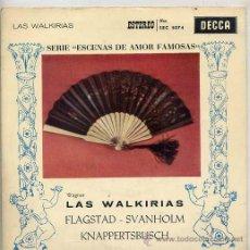 Discos de vinilo: ORQUESTA FILARMONICA DE VIENA / TEMAS (VER FOTO) EP DECCA 1960. Lote 13773291