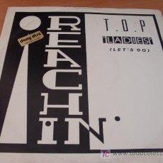 Discos de vinilo: TDP ( LADIES ( LETS GO ) 12 INCH MAXI SINGLE UK 1989 ( EX / EX ). Lote 13776094