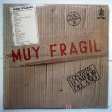 Discos de vinilo: LP DE TEMAS VARIADOS. Lote 19452818