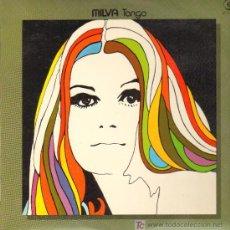 Discos de vinilo: MILVA - TANGO - LP 1978. Lote 13782072